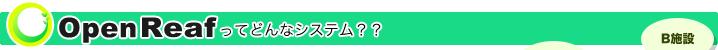 OpenReafってどんなシステム?
